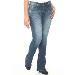 Calça jeans feminina Flare  234265 44