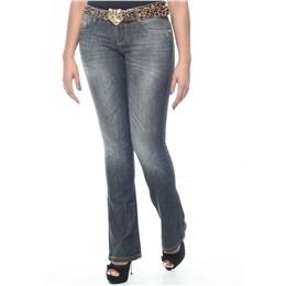 Calça jeans feminina Flare  234270 40