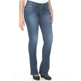 Calça jeans feminina Flare  234452 44
