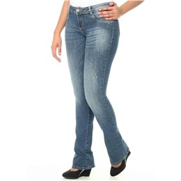 Calça jeans feminina Flare  234475 40