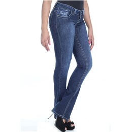 Calça jeans feminina Flare  234476 44