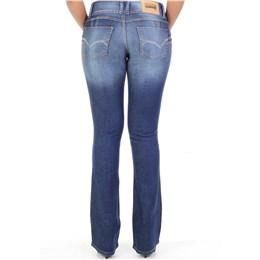 Calça jeans feminina Flare   234557 42