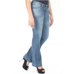 Calça jeans feminina Flare  234690 40