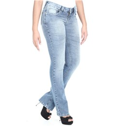 Calça jeans feminina Flare  234694 44