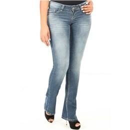 Calça jeans feminina Flare  234700 44