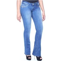 Calça jeans feminina Flare  234780 42