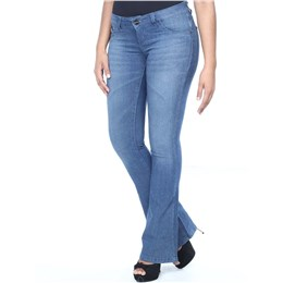 Calça jeans feminina Flare  234791 38