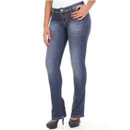 Calça jeans feminina Flare  235216 38