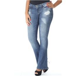 Calça jeans feminina Flare  235285 42