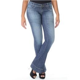 Calça jeans feminina Flare  235328 40