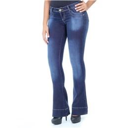 Calça jeans feminina Flare  235457 42