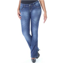 Calça jeans feminina Flare  235693 40