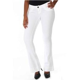 Calça jeans feminina Flare  235284 40