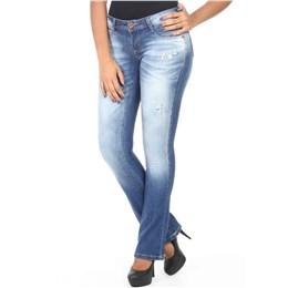 Calça jeans feminina Flare  236494 42