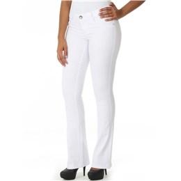 Calça jeans feminina Flare  236628 40