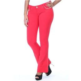 Calça jeans feminina Flare  236236 40
