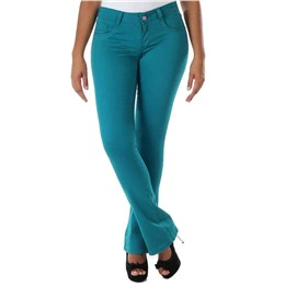 Calça jeans feminina Flare  236867 36