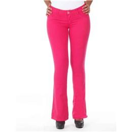 Calça jeans feminina flare  236852 38
