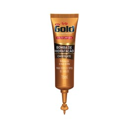 Ampola tratamento niely gold 15ml chocolate