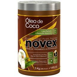 Creme de Tratamento Novex Óleo de Coco (Emb. contém 1un. de 1kg)