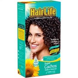 Alisante Creme Hair Life Super Cachos Transforma (Emb.contém 1un. de 160g)