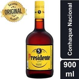 Conhaque Presidente (Emb. contém 6un. de 900ml cada)
