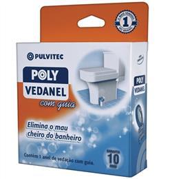 Anel Vedação com Guia para Vaso Sanitário (Emb. contém 1un.) - Pulvitec