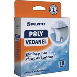Anel Vedação para Vaso Sanitário (Emb. contém 1un.) - Pulvitec
