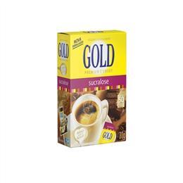 Adoçante Gold Sucralose Pó (Emb. contém 50un. de 6g)