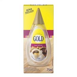 Adoçante Gold Sucralose Líquido (Emb. contém 1un. de 75ml)