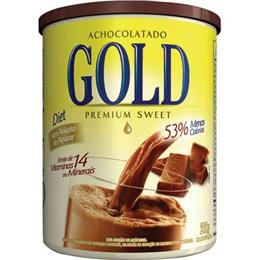 Achocolatado Gold Diet Vitaminado (Emb. contém 1un. de 210g)