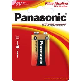 BATERIA PANASONIC ALC.9V 1UN. .