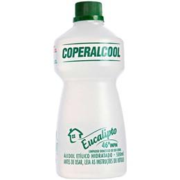 ALCOOL COPER.500ML 46° EUCAL. ETILICO