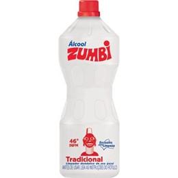 ALCOOL ZUMBI 500ML 46° ETILICO