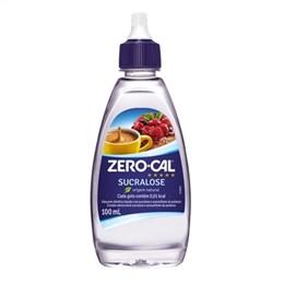 Adoçante Zero-Cal Sucralose Líquido (Emb. contém 1un. de 100ml)