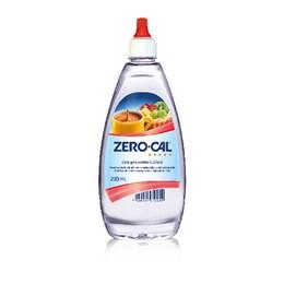 Adoçante líquido zero cal 200ml ciclamato