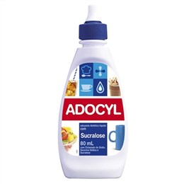 Adoçante Adocyl Sucralose (Emb. contém 1un. de 80ml)