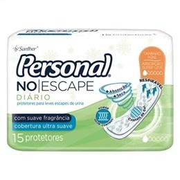Absorvente Personal No Escape Protetor Diário (Emb. contém 15un.)