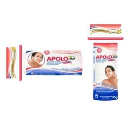 Algodão Apolo Disco (Emb. contém 12 Pacotes de 35g cada)