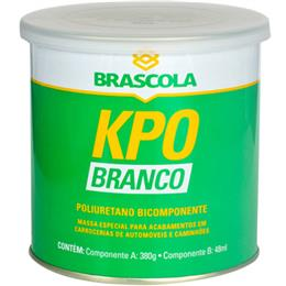 Adesivo Brascoved KPO Branco (Emb. contém 1un. de 440g)
