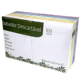 Babador Descartavel Sortido - Biodinamica