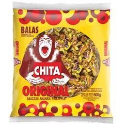 Bala Chita Abacaxi (Emb. contém 1un. de 600g)