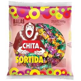 Bala Chita Sortida (Emb. contém 1un. de 600g)