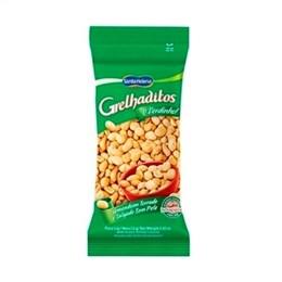 Amendoim Grelhaditos Santa Helena Torrado Sem Pele (Emb. contém 60un. de 24g cada)
