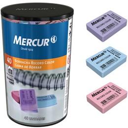 Borracha Mercur Record Color Pote (Emb. contém 40un.)
