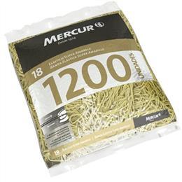 Elástico Super Amarelo Número 18 (Emb. contém 1200un.) - Mercur