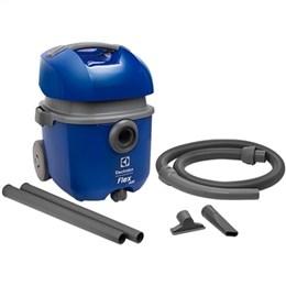 Aspirador de Água e Pó Electrolux Flexn Cinza/Azul 220V (Emb. contém 1un.)