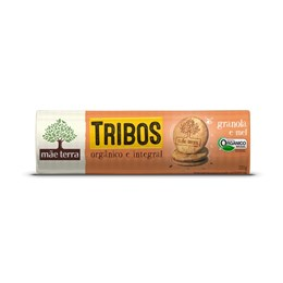 Biscoito integral mãe terra 130g granola e mel
