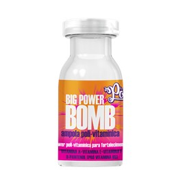 Ampola tratamento soul power 12ml big power bomba