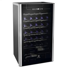 Adega de Vinhos 34 Garrafas ACS34 220v (Emb. contém 1un.) - Electrolux